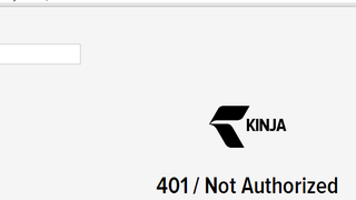 Kinja's Private View Still Not Working Properly