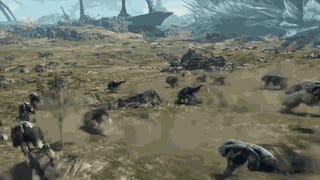 <i>Xenoblade Chronicles X</i> Sounds Utterly Massive