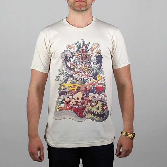 Fix Up, Look Sharp In These Amazing Video Game T-Shirts