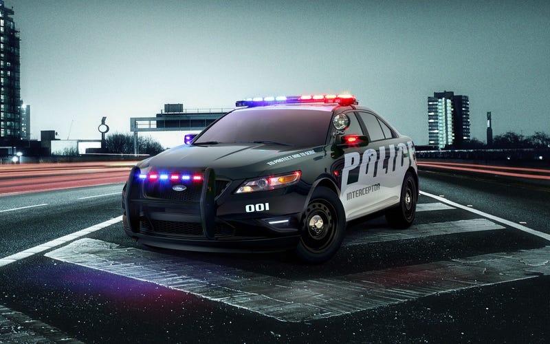 SHO cop on my six