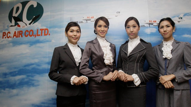 Thai Airline Now Boasts Transsexual Flight Attendants