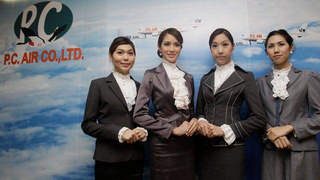 Thai Airline Now Boasts Transsexual Flight Attendants
