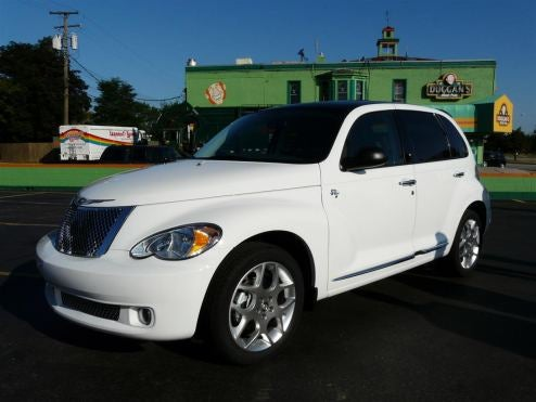 2009 Chrysler PT Dream Cruiser Series 5 Debuts, Blinds Us With Gleaming White Light