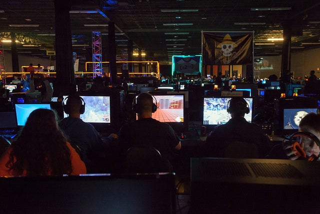 My Weekend Hanging Out With PC Gaming's Most Hardcore Players