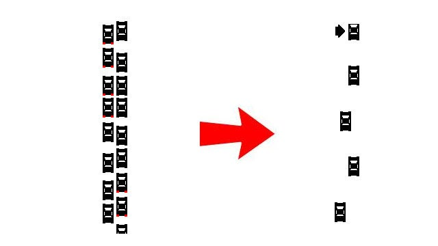 The Right Way to Merge Lanes to Avoid Traffic-Induced Road Rage