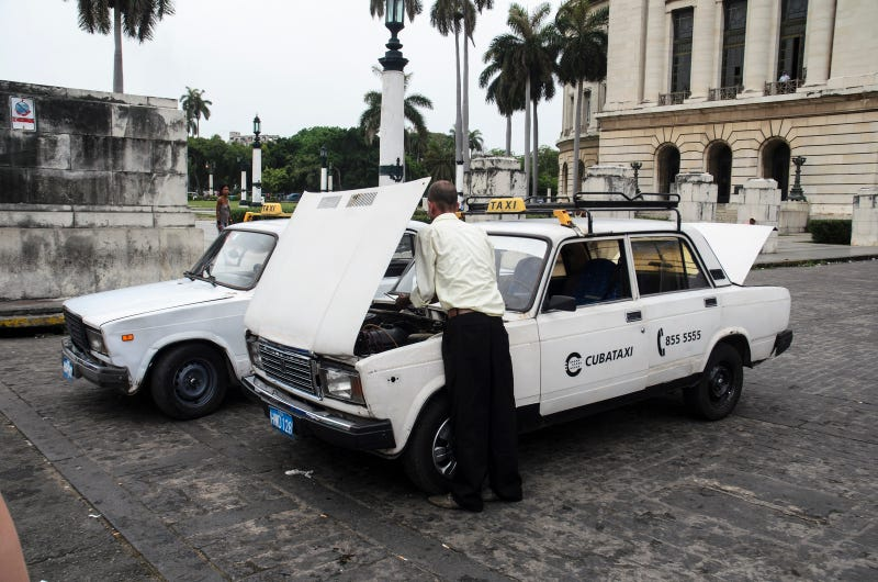 Cubans Can Buy New Cars, But That Won't Change The Car Culture Much