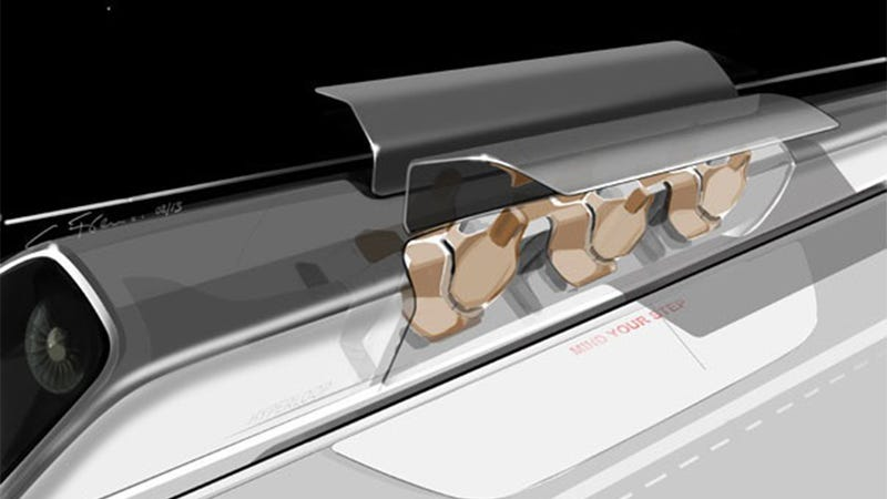Here's what to expect from Elon Musk's Hyperloop super train