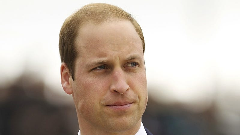 Prince William Flies Coach Like the Rest of Us