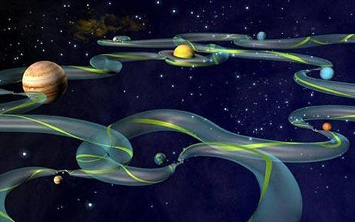 Scientists Looking to Reduce Cost of Space Travel by Using Tubes