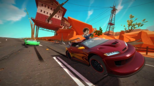 Joy Ride May Highlight a Major Kinect Problem