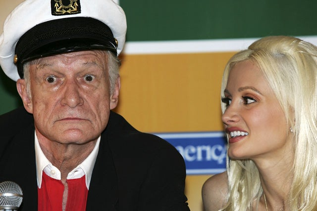 But Hef, What About Holly Madison?