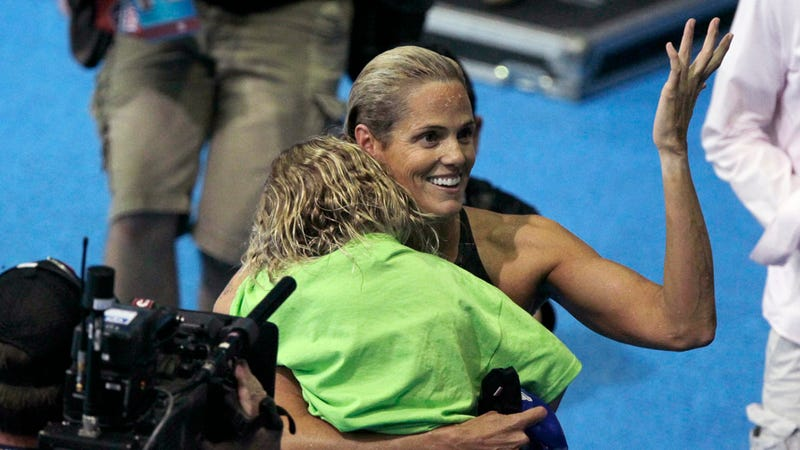 Swimmer Dara Torres Just Misses Her Chance at a Record Sixth Olympics