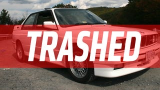 This Shop Trashed My E30 BMW M3