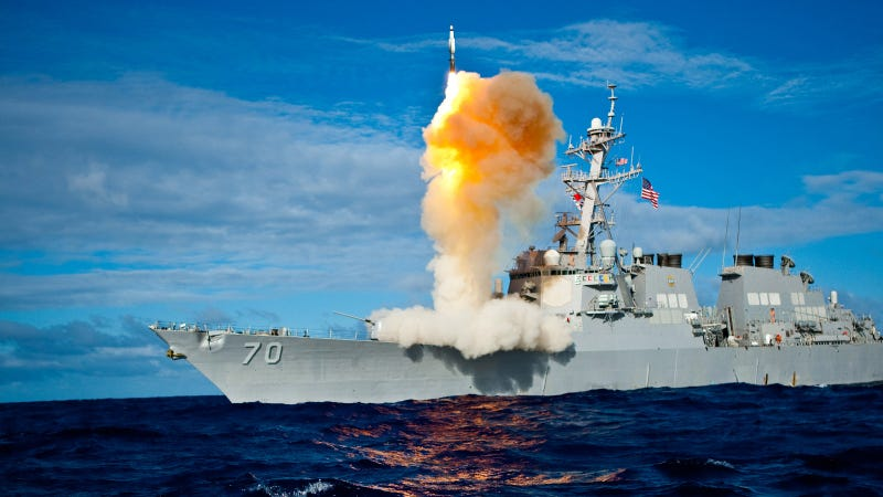 Aegis Missile Defense—a Floating Iron Dome