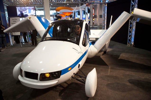 Flying Car Company: China Desperately Needs Flying Cars