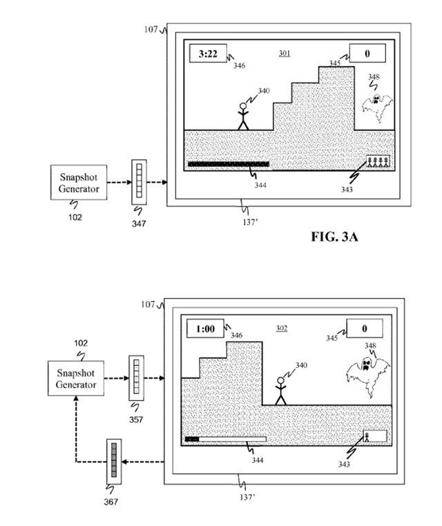 Sony Patent Aims To Add New Challenges To Emulated Classics