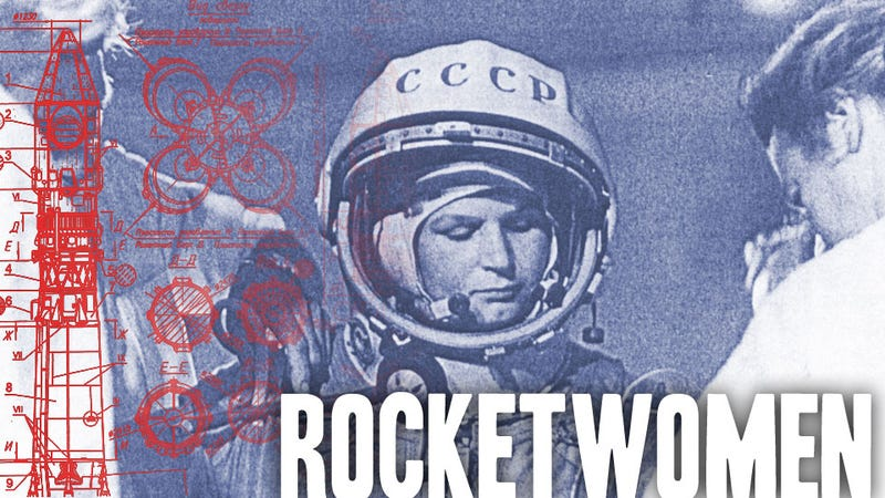 The Forgotten Female Cosmonauts Who Beat Sally Ride Into Space
