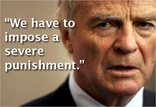 — Max Mosley