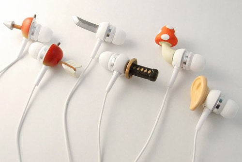 Katana Earbuds Show the World How I Feel When I Listen to LFO