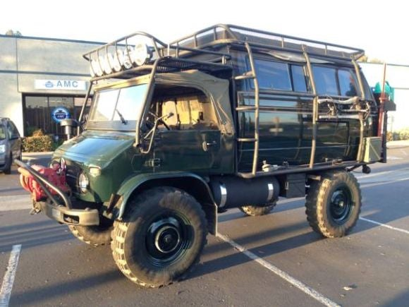 The Ultimate Off-Road Camper