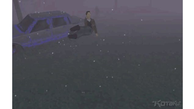 It's Impossible To Find Silent Hill Scary When It's This Glitched Out