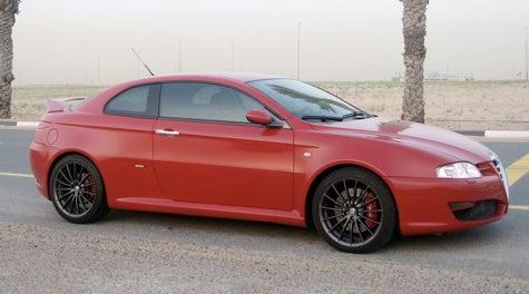 Autodelta Alfa: GT Super Evo in Dubai