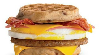 Here Are Some of the Silliest Fast Food Breakfast Items in Existence