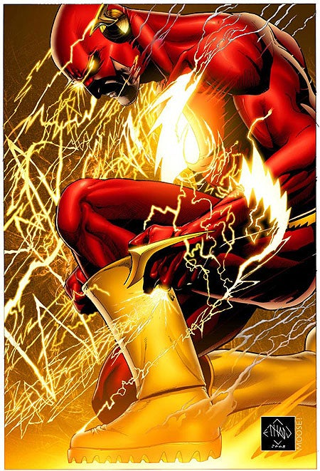 With The Flash Reborn, Who's Next?
