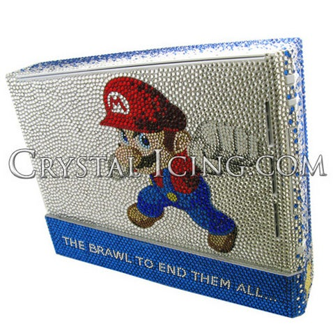 Crystal Icing Give Mario, Bowser SwaroskWii Treatment