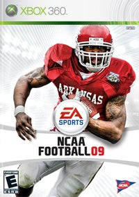 NCAA Football 09 Has a Shitload of Problems