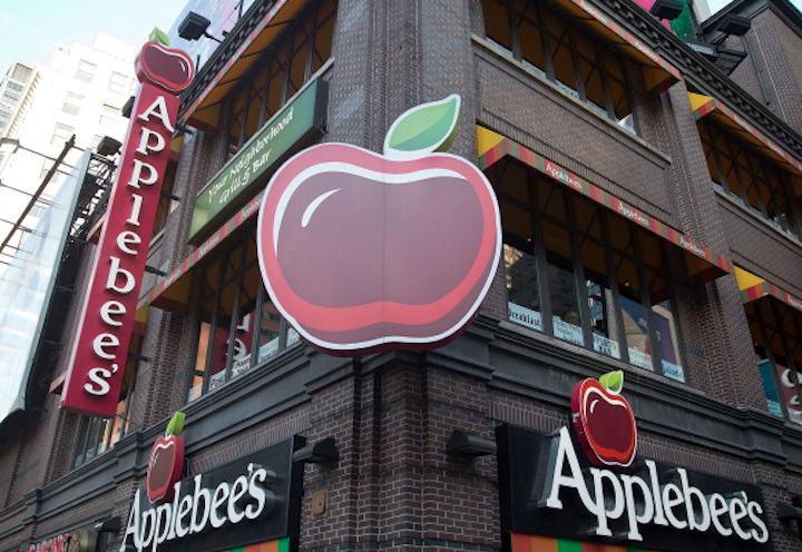 Party At Times Square Applebee's on New Year's Eve For Just $375
