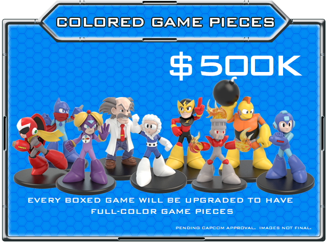 Mega Man Board Game Now Live On Kickstarter