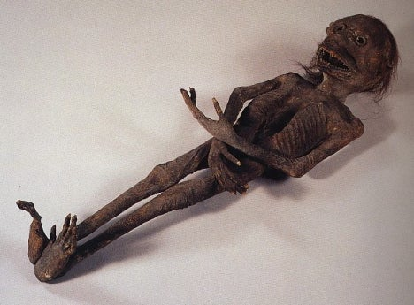 Mummified Monsters from Japan's Temples and Shrines