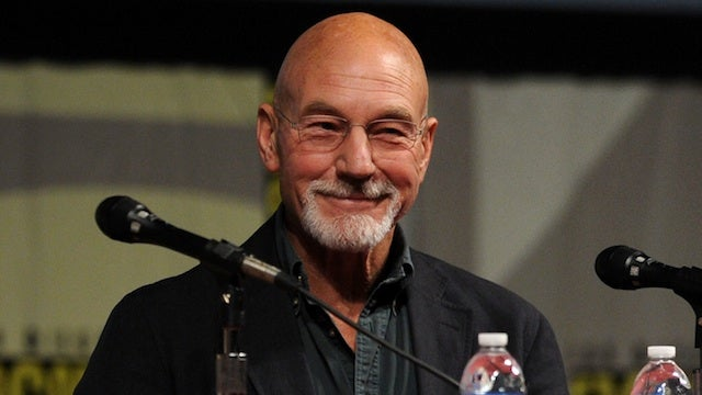 Captain Picard Speaks Out Against Domestic Violence