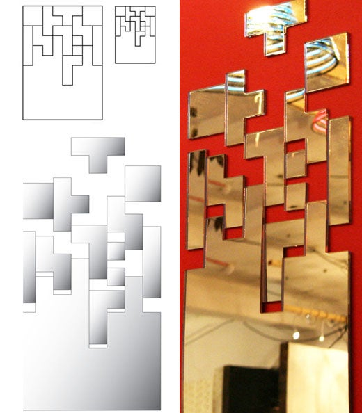 Tetris Mirror Pieces Fall Down But Don't Disappear