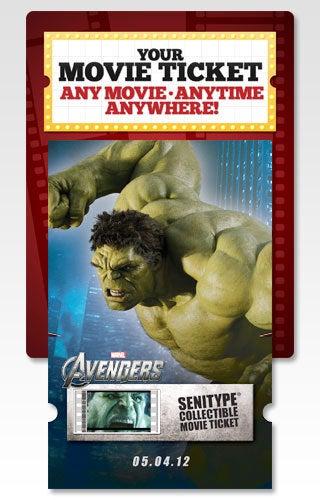 Avengers Senitype Gallery