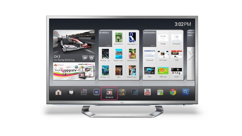 Google TV Boldly Tells World It Will Survive (Updated: LG Appears)