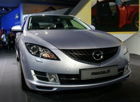 Frankfurt Auto Show: 2008 Mazda6