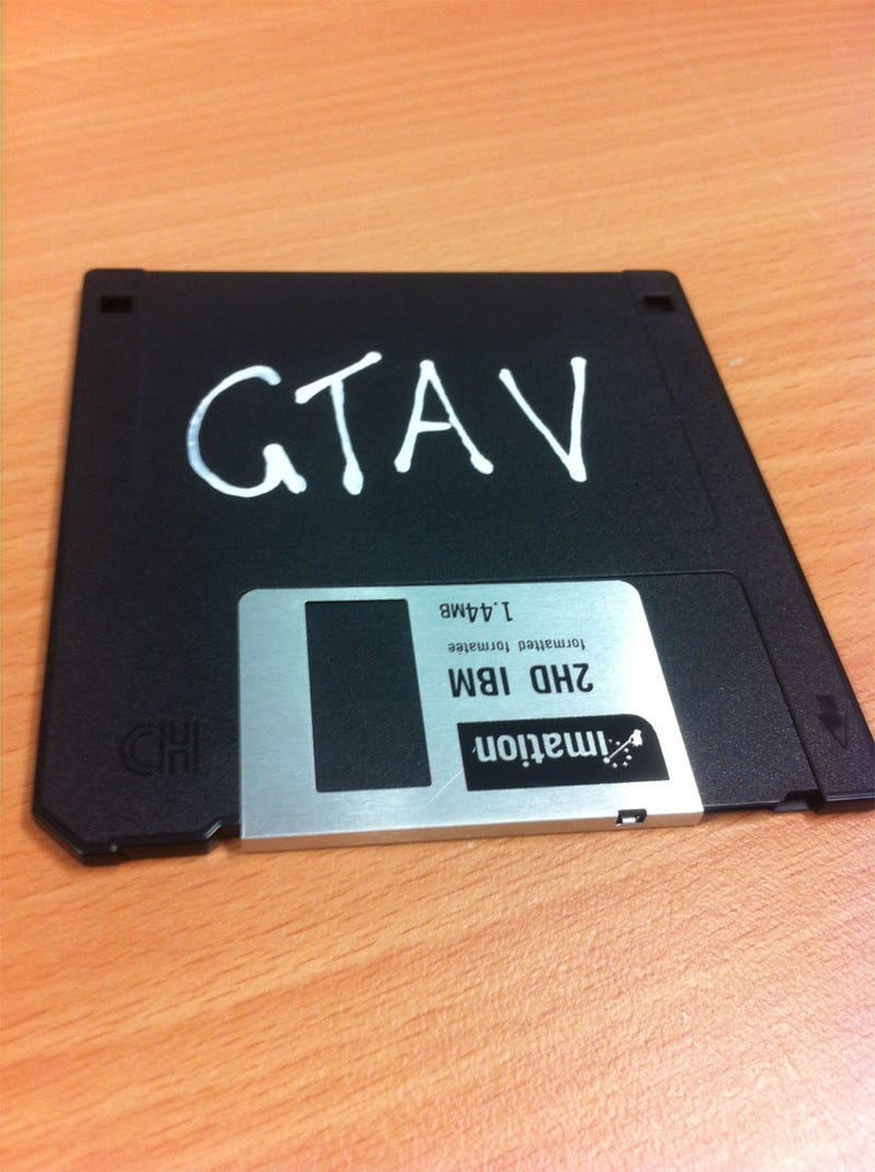 A PC Version Of Grand Theft Auto V Is For Sale On eBay (Haha)