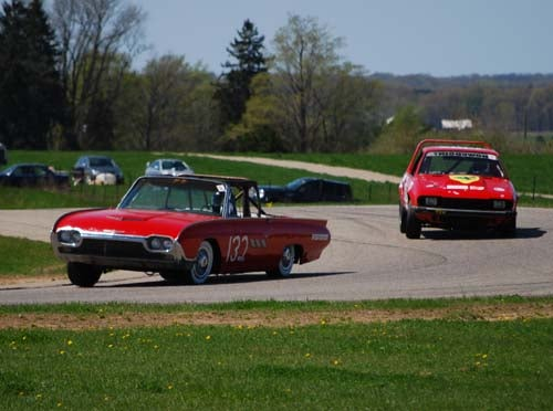 Subie-ized Wartburg, V12 T-Bird, Much More: BS Inspections At The Capitol Offense LeMons