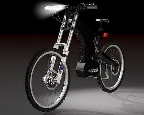 "M55 EVO-001 Is The ""Ferrari of Electric Bikes"""