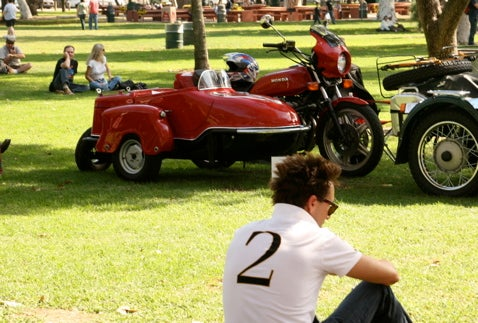 36th Annual Griffith Park Sidecar Rally