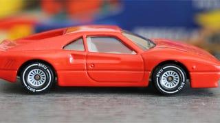 [REVIEW] Siku Ferrari 288 GTO