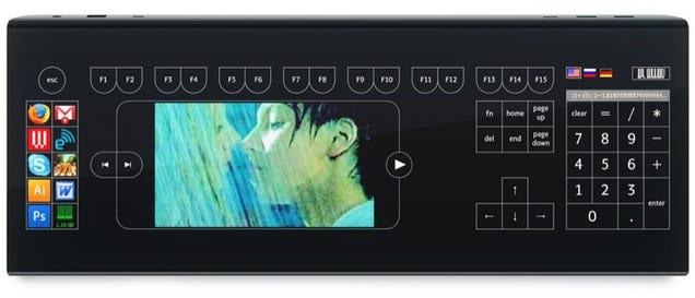 Optimus Tactus Touch Keyboard Should Be Called Optimus Retardus