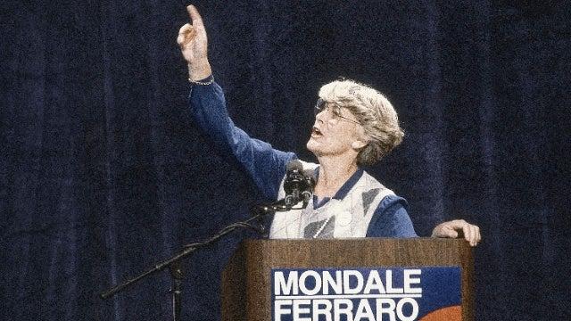 Geraldine Ferraro Dies At 75
