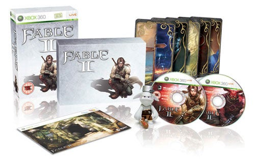 Rumor: Fable II CE Release Gets Bonus Last Minute Screw Up