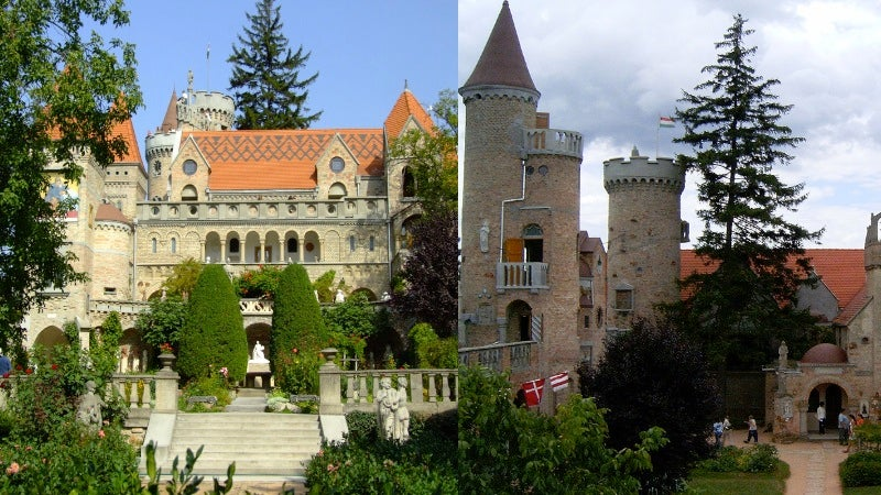 Incredible Castles That Were Built By Only One Person