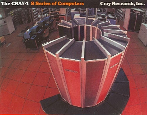 Cray-1: The Super Computer