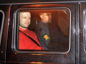 Norway Shooter's 'Classic Aryan Face' Came from Plastic Surgery