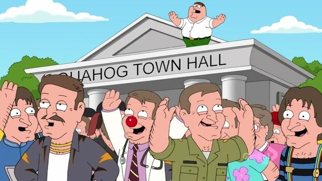 Illuminati Sacrificed Robin Williams, Family Guy Repeat Proves
